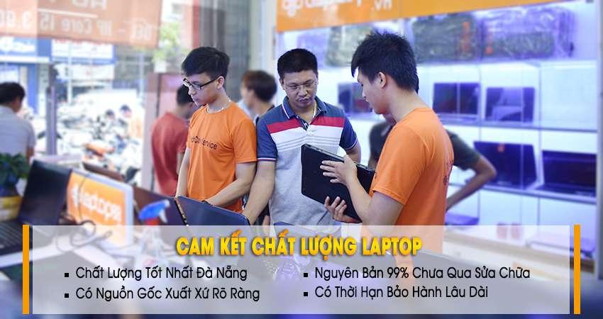 Techare địa chỉ mua bán Laptop cũ uy tín Đà Nẵng