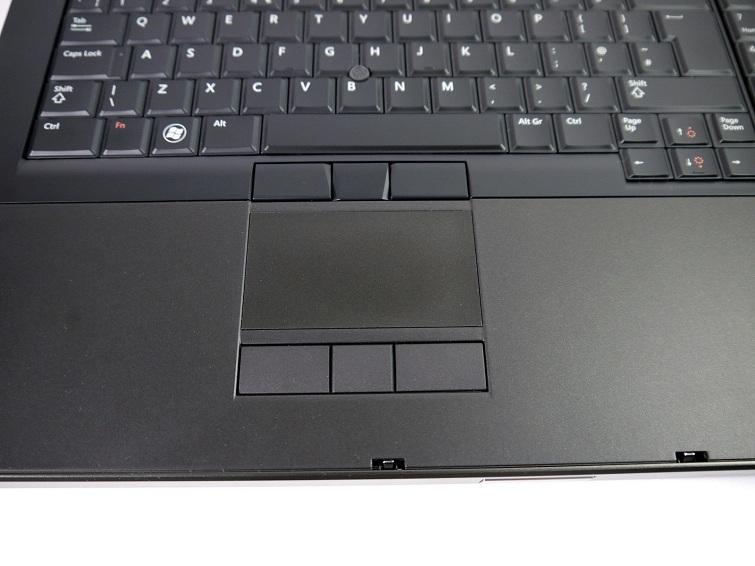 Touchpad có độ nhạy tốt