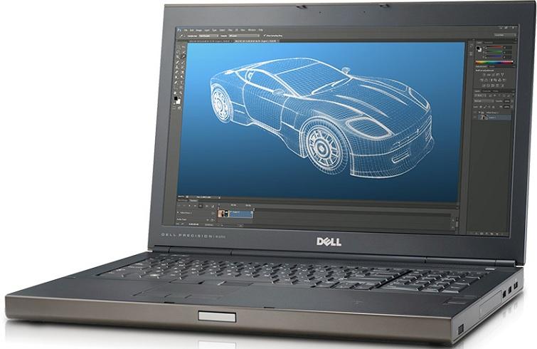 Dòng Laptop Dell M6700