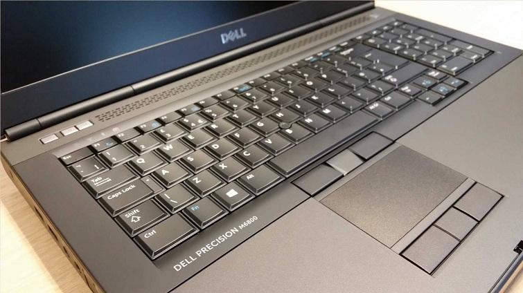 Touchpad có kích thước nhỏ hơn
