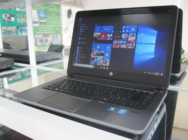 HP ProBook 640 G1 là màn hình có kích cỡ 14 inch