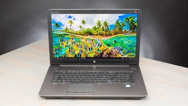 HP Zbook 17 G1 có màn hình 17 inch Full HD