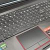 Bàn phím và touchpad đẹp mắt