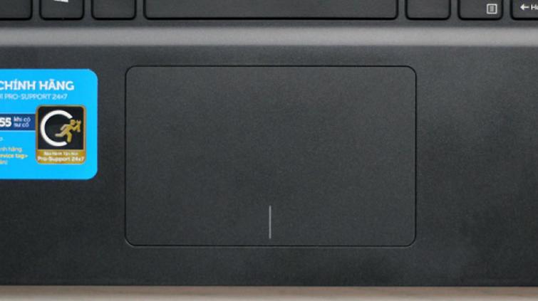 Touchpad bằng nhựa, bề mặt nhám