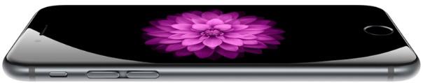 Thiết kế độc đáo của iPhone 6