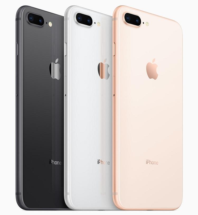 Hình ảnh sản phẩm iphone 8 plus