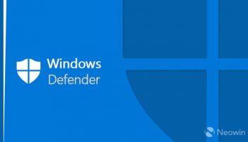 Hướng dẫn cách tắt vô hiệu hóa Windows Defender trong Win 10 vĩnh viễn