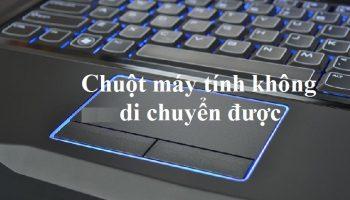 Chuột máy tính không di chuyển được