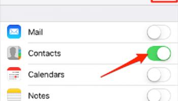 Cách đồng bộ danh bạ iPhone lên gmail đơn giản