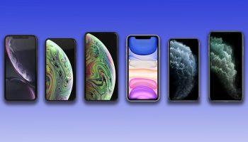So sánh các iPhone mới nhất: iPhone 11, 11 Pro và 11 Pro Max so với iPhone XR, XS và XS Max