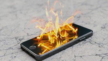 Dấu hiệu điện thoại sắp nổ bạn nhất định phải biết