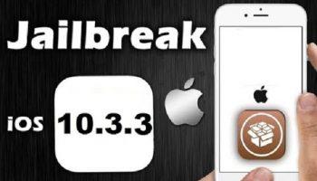 IOS 10.3.3 jailbreak nhanh nhất