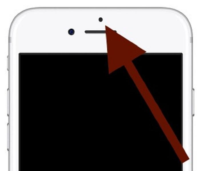 Nguyên nhân và biểu hiện iPhone tắt màn hình khi che cảm biến
