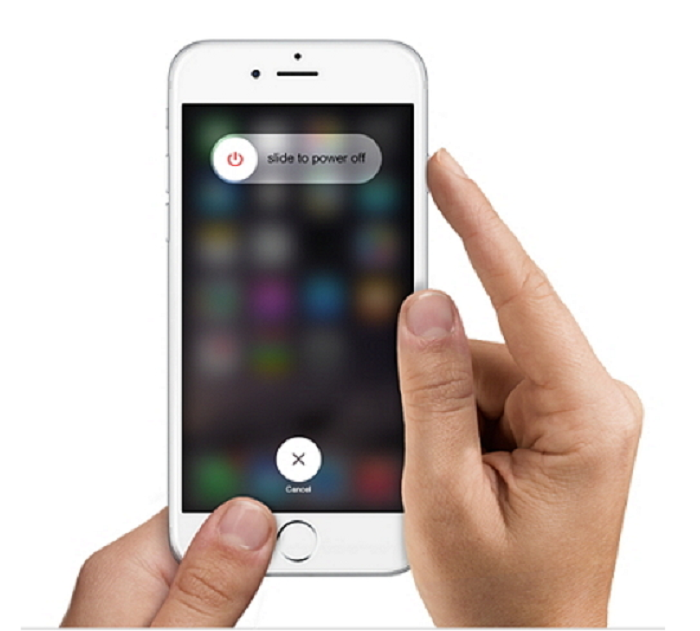 Bật / Tắt iPhone