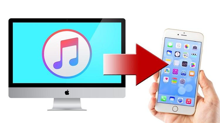 Cách chép nhạc vào iphone bằng itunes mới nhất iPhone 6/7/8 / X hoặc iPhone XR / XS / XS Max bằng ApowerManager