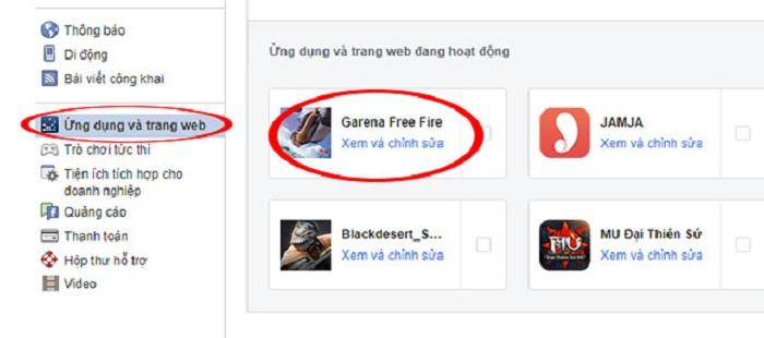Cách xóa tài khoản Free Fire Facebook?