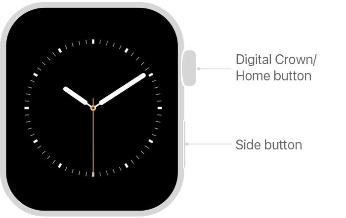 Cách ghép đồng hồ kết nối điện thoại iphone Apple Watch