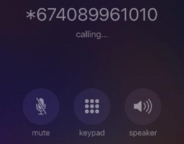 Cách giấu số điện thoại khi gọi trên iphone