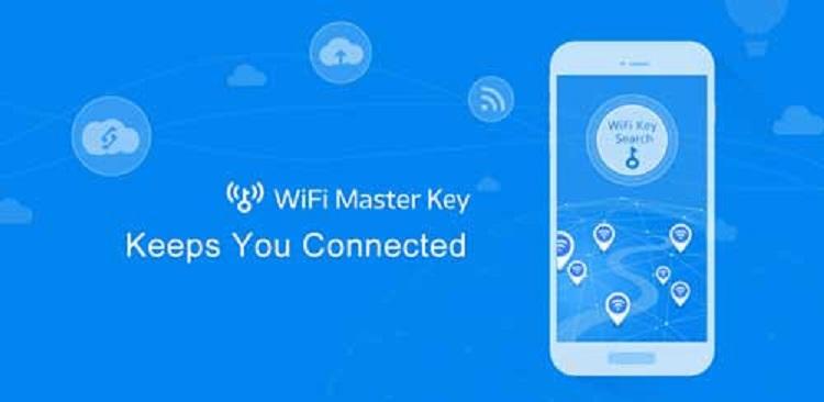 Sử dụng Wifi Master Key - cách lấy mật khẩu wifi hàng xóm