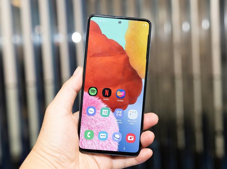 Thay màn hình điện thoại Samsung Galaxy A51   A51 5G   A51s   A51s 5G