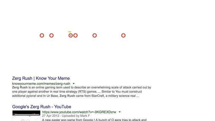 11 trò chơi game miễn phí trên google có thể chơi ngay