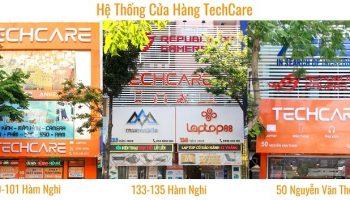 Techcare hệ thống dịch vụ sửa chữa laptop – điện thọai uy tín hàng đầu Đà Nẵng