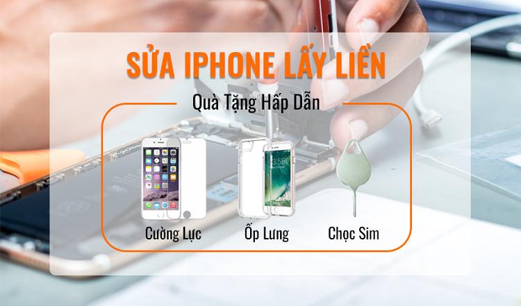 Sửa điện thoại iPhone chính hãng