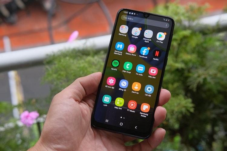 Thay mặt kính Samsung Galaxy M31 | M31s