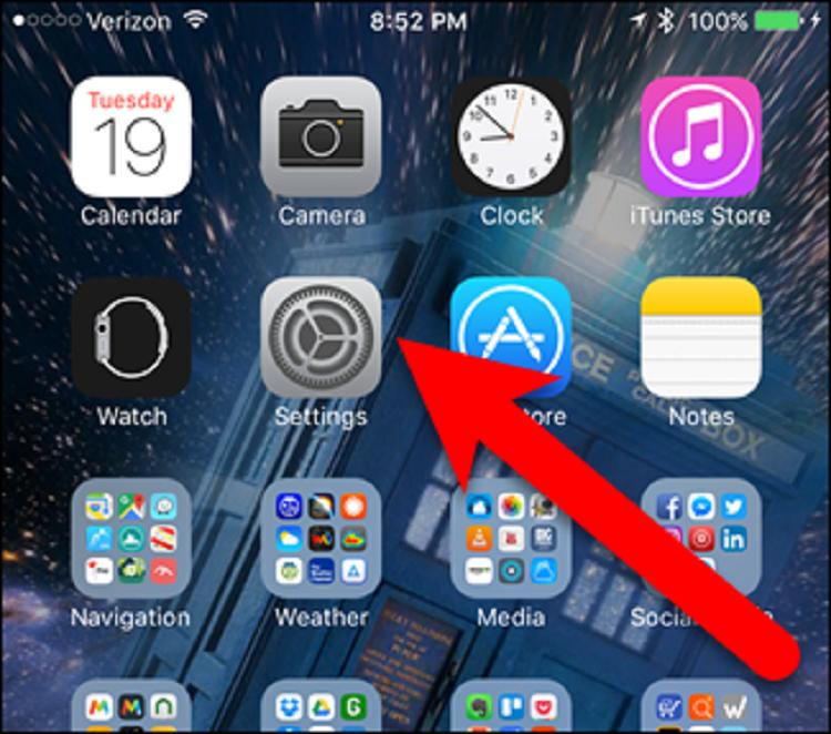 Cách lắc để sáng màn hình iphone 6