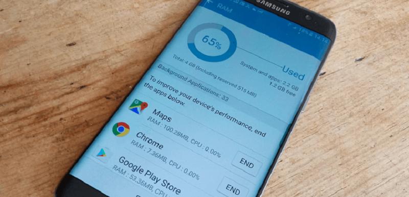 5. Tránh widgetlàm điện thoại Samsung chạy nhanh hơn