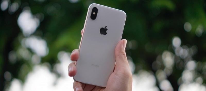 Cách tắt nguồn iPhone X khi bị đơ