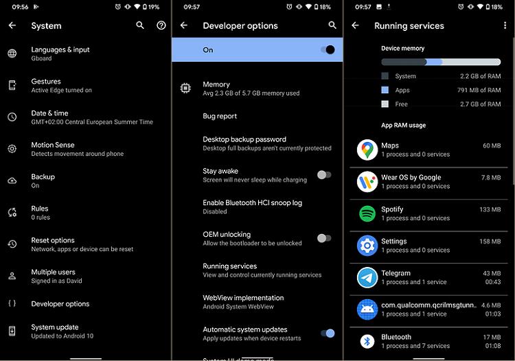 Chặn ứng dụng chạy ngầm Android