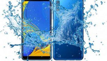 Samsung A7 2018 có chống nước không ?