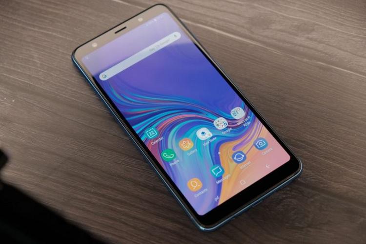 Màn hình Samsung Galaxy A7 2018