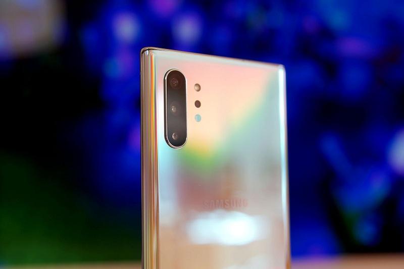 Samsung Note 10+điện thoại chụp hình đẹp nhất