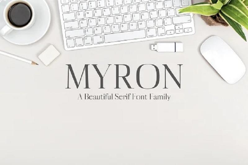 11. Serron Myron