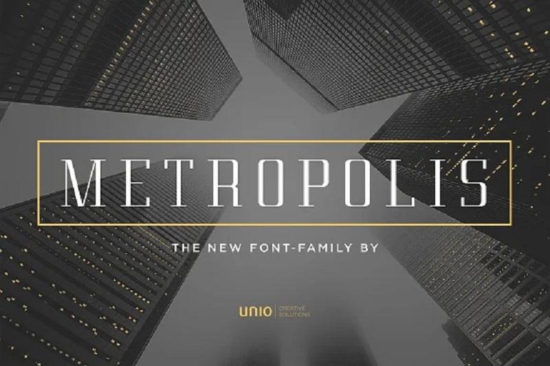 13. Metropolis