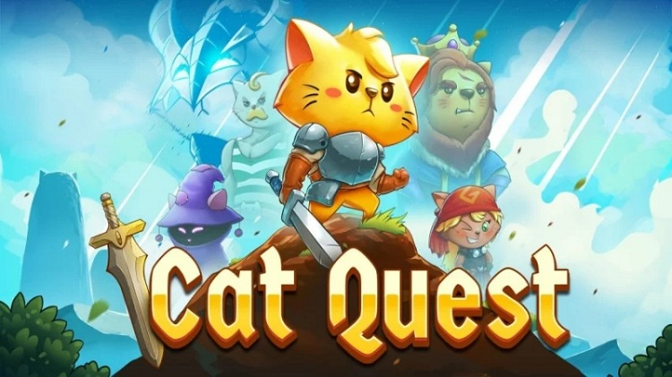 Cat Questgame nhập vai mobile 2019