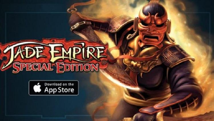 Đế quốc ngọc bíchJade Empire