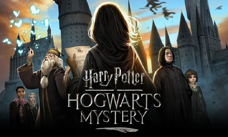 Harry Potter: Hogwarts Mysterygame nhập vai mobile 2019