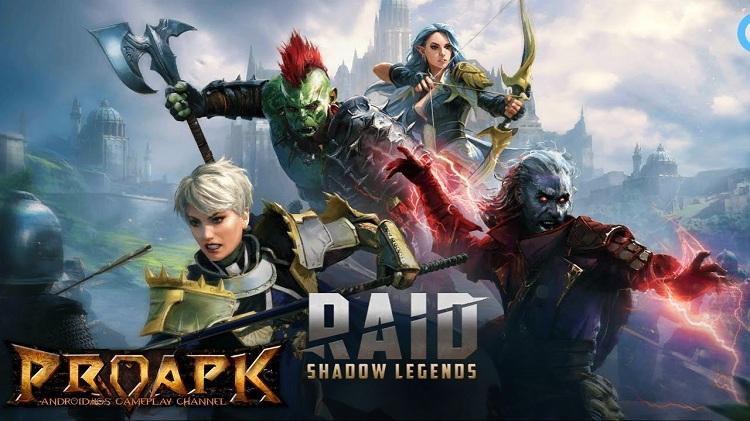 Top game nhập vai mobile 2019