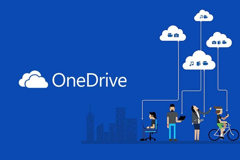 6. Bộ nhớ lưu trữ đám mây dung lượng lớn 1TB tốt nhất: Microsoft OneDrive