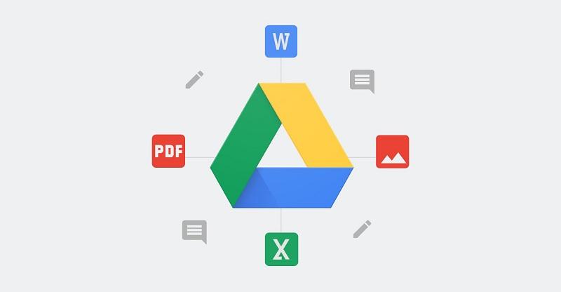 1. Bộ nhớ lưu trữ đám mây dung lượng lớn miễn phí nhất: Google Drive