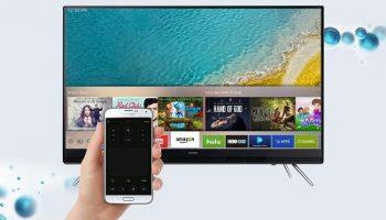 Ứng dụng điều khiển tivi sony bằng điện thoại
