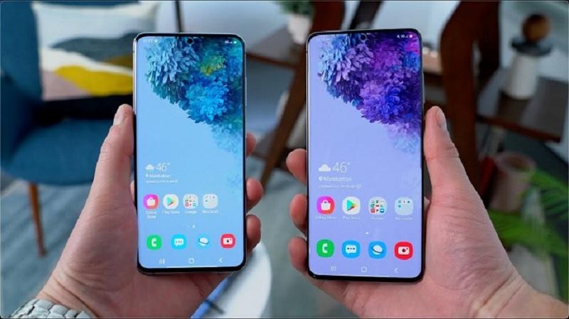 Thay màn hình Samsung Galaxy S20 tại Techcare Đà Nẵng