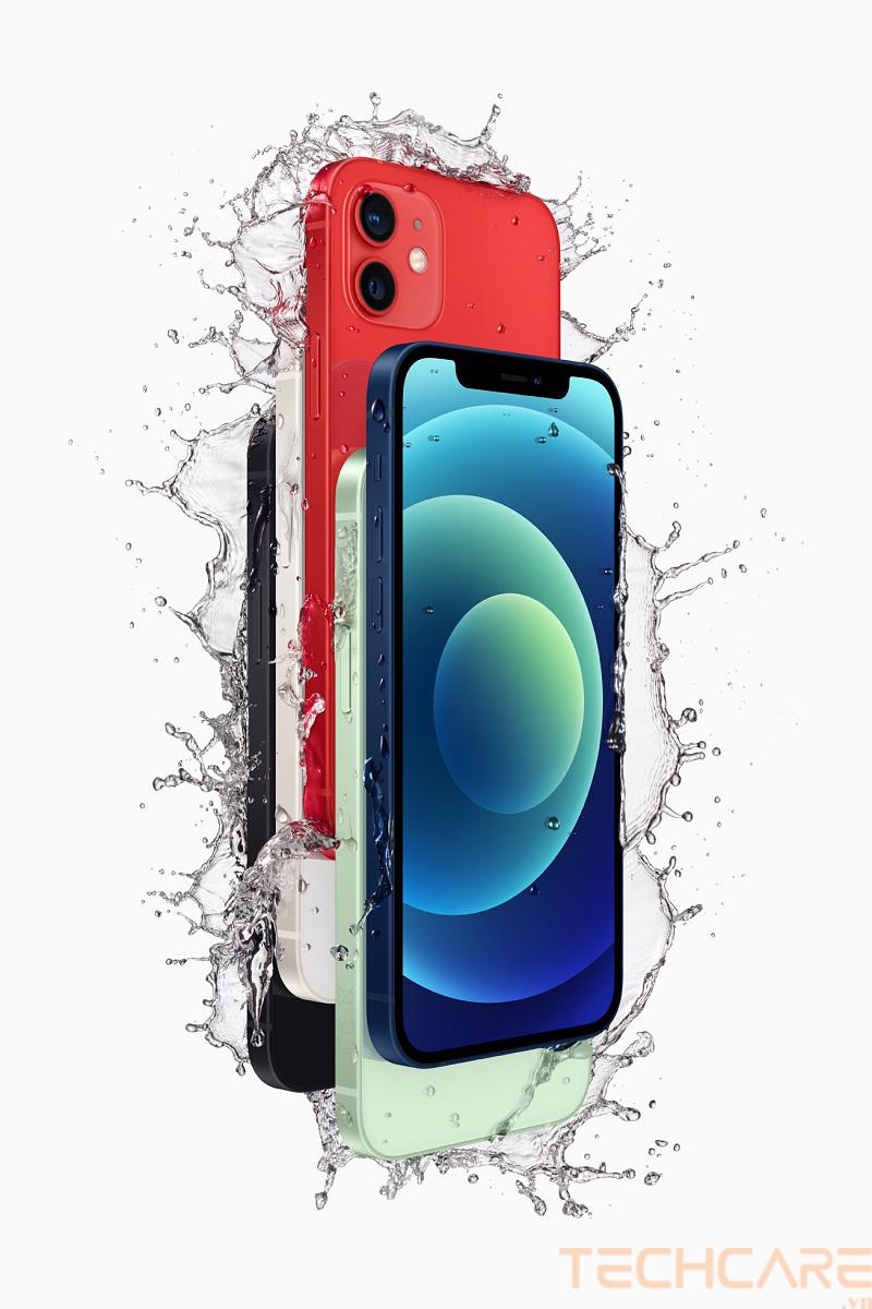 Các thông tin về màn hình iPhone 12 mini