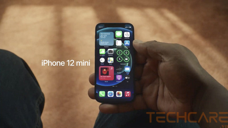 Nơi thay màn hình iPhone 12 mini