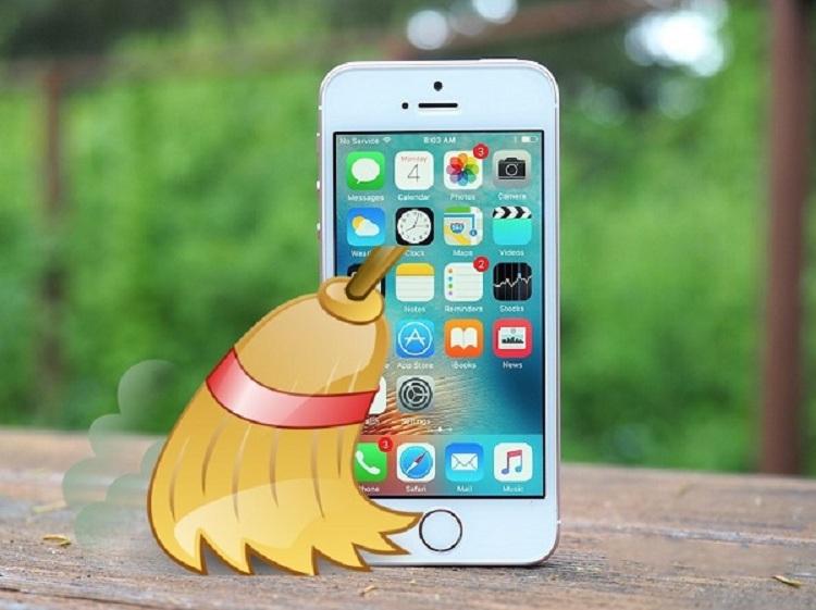 Các phần mềm quét rác cho điện thoại