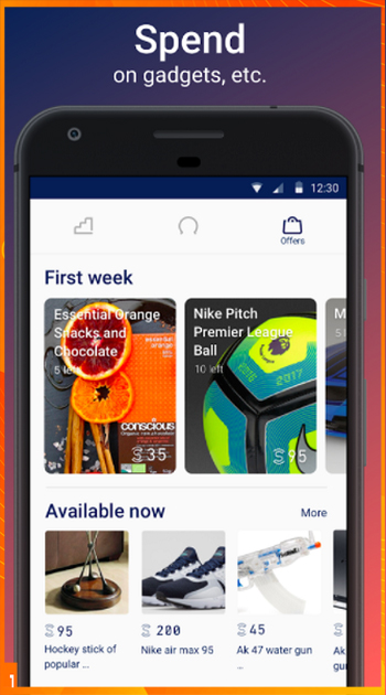 App chạy bộ kiếm tiền phổ biến nhất