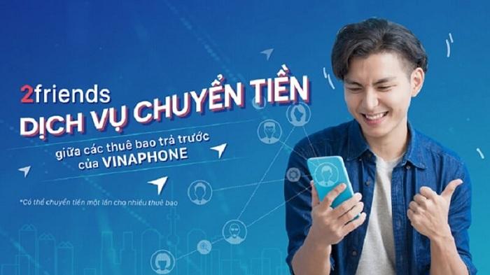 Cách chuyển tiền từ điện thoại này sang điện thoại khác mạng Vinaphone